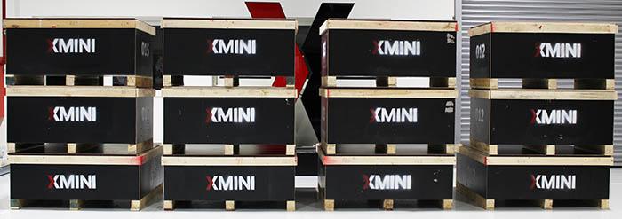 Robotic machine tool- XMini